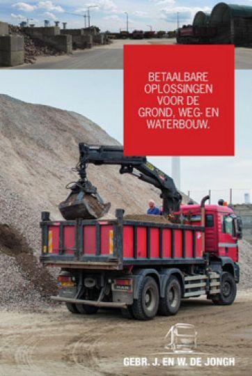 brochure Gebr. de Jongh